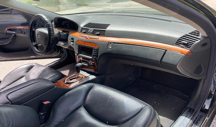 Mercedes S 430 full