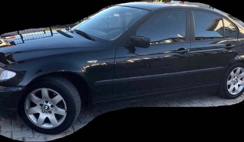 BMW 320 D full