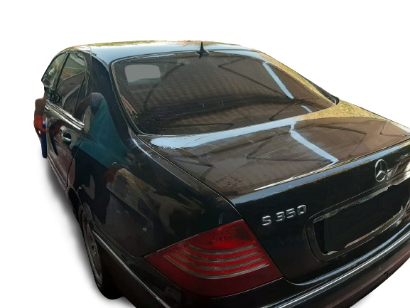 MERCEDES-BENZ S350 full