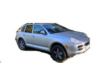 Porsche Cayenne S full