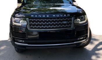 RANGE ROVER TDV6 full